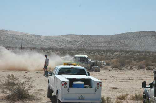 OHV Mojave Desert
