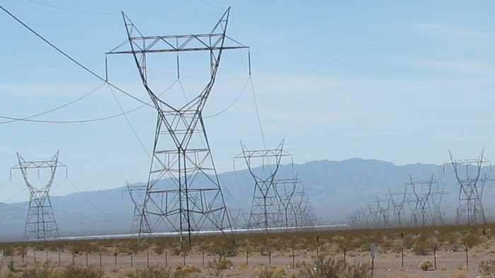 Solar Energy Desert